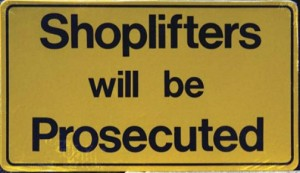 Colorado Shoplifting Law - How Far Can The Store Go To Make An Arrest